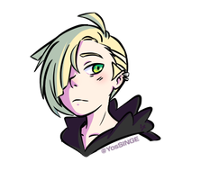 Gladion (Pokemon Sun and Moon) by Yeyou-Submarine
