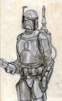 Early Jango by CJRogue