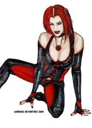 BloodRayne by Lohrack