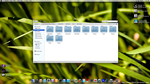 Snow Leopard Glass for Win 8/8.1 by sagorpirbd