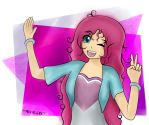 Pinkie Pie! by MarcyEveret