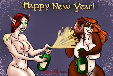 Happy New Year! by Back-of-the-Book