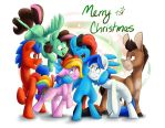 Merry Christmas! by Luximus17