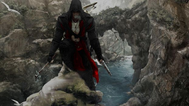Asassins Creed 3 New York Outfit by SpecterBlaze