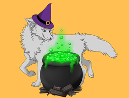 Halloween YCH 1 by sippet