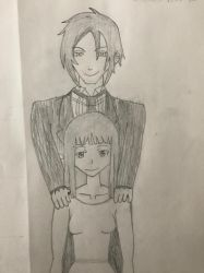 [Black Butler] Fan Art Request 01 by EmoshyVinyl