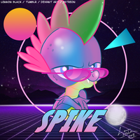 Retro Spike by LennonBlack