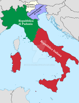 Image result for padania map