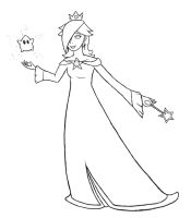 Rosalina sketch by Karl-McMuffin