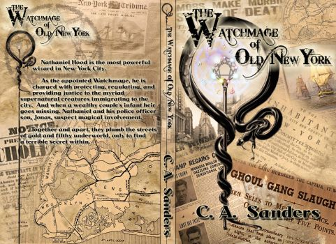 Watchmage Cover Art by A-Nessessary-Studio