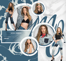 PACK PNG 676 | GIGI HADID. by MAGIC-PNGS