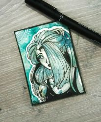 Ignis ACEO by Rituhell