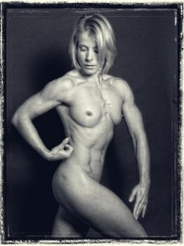 Artistic Physique by Steve-Lease