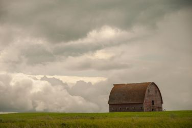 cloudy day by Marvmitty