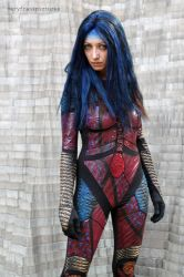 I was power in the ecstasy of death ~ Illyria by astr0babe