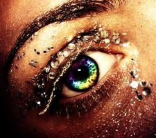 Rainbow Eye by NouoneAnyone