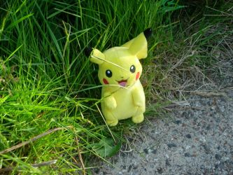 Another Wild Pikachu appeared! by PRTArtist