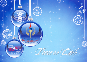 World Police and Fire Games - Happy new year by polfrey