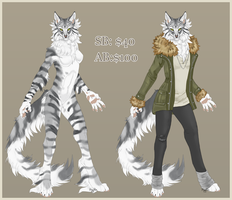 Norwegian forest lady -AUCTION- by Kay-Ra