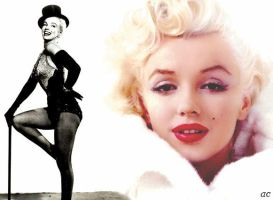 marilyn monroe by anti-coupon