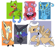 Pokemon Adopts (CLOSED)