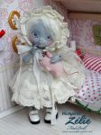 BJD Feadoll tiny zelie vampire by Nailyce