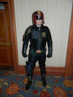 Judge Dredd Anime USA 2013 by bumac
