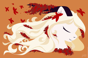Comm - Scarlet Dreams by raygirl
