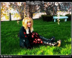 Misa Amane: Orchard of Mines by Redustrial-Ruin