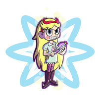 Perfect Princess Star by TheTitan99