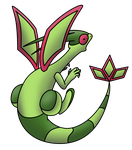 Flygon - Transparent by Pseudinymous