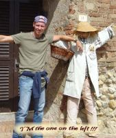 Paolo in Toscana by mr-squirrel