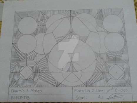 ECE Drawing Plate Number Two by CarmelMatthew
