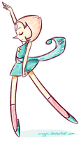 Pearl -  Doodle by AngGrc