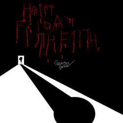 Happy Friday The 13th by GoshaWorld