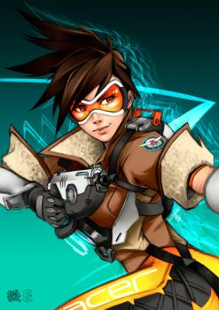 Tracer by goldhedgehog