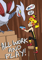 EVENT: ALL WORK AND PLAY! by relyon