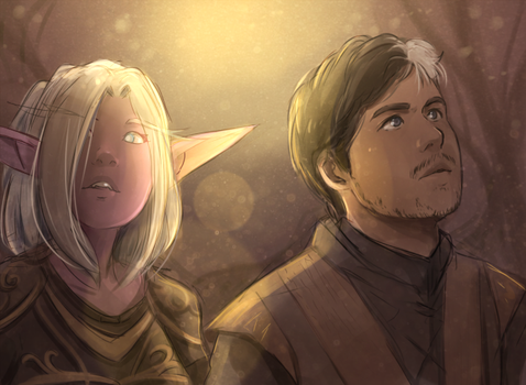Explorers. by SkyDrew