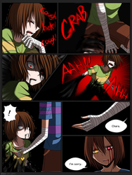Demon Reborn: The Last time we will Meet [Page 25] by CNeko-chan