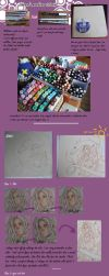 +marker tutorial+ by idheen