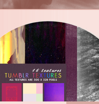 #01 - Tumblr Set by innocentLexys