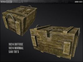ammo crate by Hupie