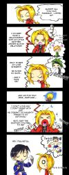 Bad Mental Images - FMA Comic by KeyshaKitty