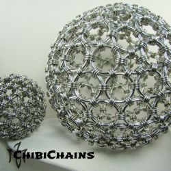 Japanese Spheroid Insanihedron - Large by Chibichains