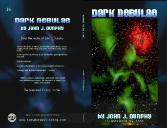 Book Cover: Dark Nebulae by scottVee