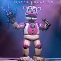 Funtime Freddy! by GamesProduction