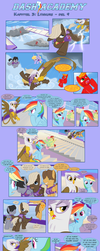 Norwegian - Dash Academy 3 Lynkurs Part 9 by TheHallOfMall