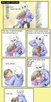 Undertale - Last Corridor (Regrets) by the-Adventurer-0815