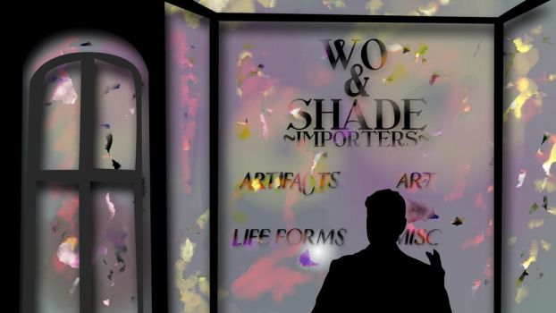 Wo and Shade by caffeine2