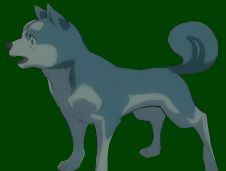 Ginga anime render- Weed sees a problem by steeleaddict